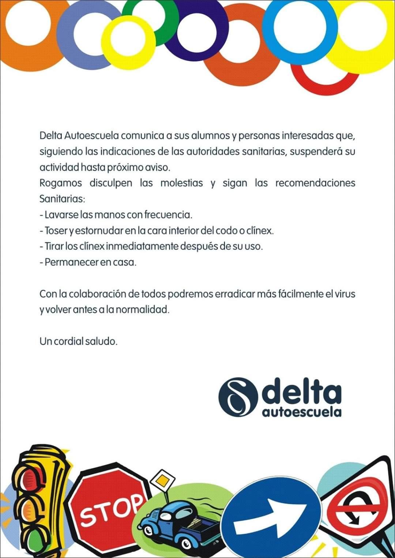 Autoescuela delta en 7 palmas for Oficinas de correos en las palmas
